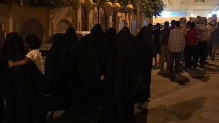 حراك ثوريّ مستمرّ في مناطق البحرين المختلفة