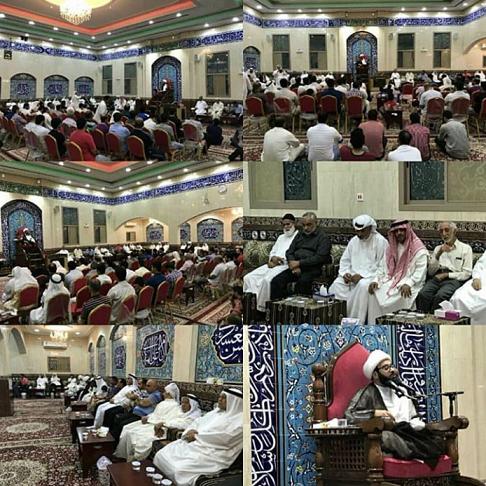مشاركة حاشدة في الاحتفال التأبينيّ للشهيد الفدائيّ «محمد الساري»