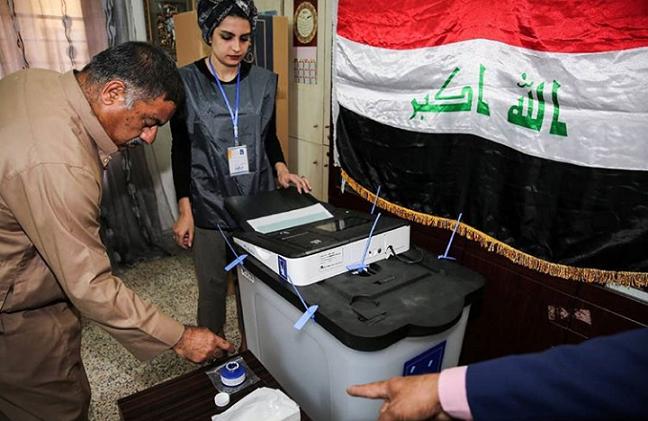 ائتلاف 14 فبراير يهنّئ الشعب العراقيّ على نجاح الانتخابات البرلمانيّة
