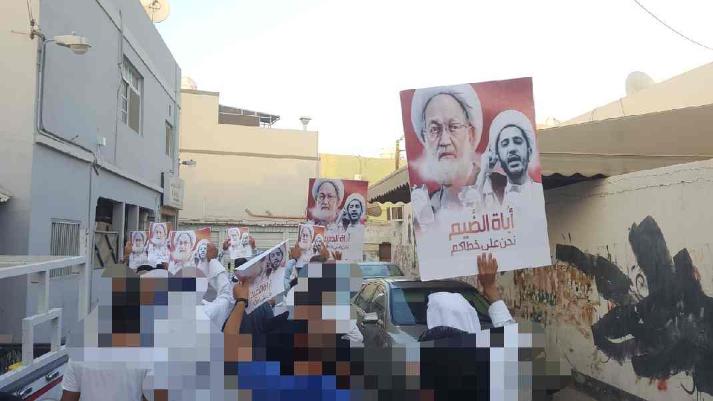 الجماهير تواصل فعاليّة «حقّ تقرير المصير (18)» في مناطق البحرين