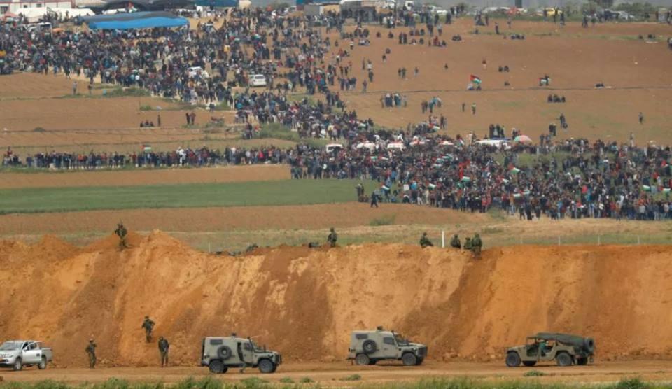 هيئة «مسيرات العودة» تدعو إلى مليونية القدس يوم الجمعة