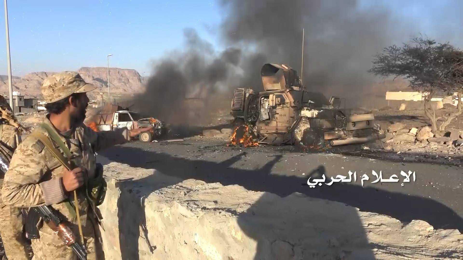 انتصارات كبيرة للجيش اليمني واللجان الشعبية خلال الساعات الماضية