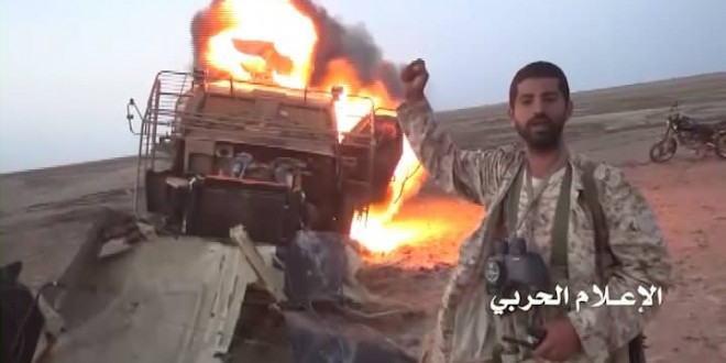 انتصارات كبيرة للجيش اليمني واللجان الشعبية خلال الساعات الماضية على الغزاة والمرتزقة