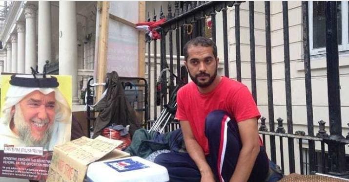«علي مشيمع» في يومه الـ20 من الإضراب: معتقلو الرأي مستعدون للدخول في إضراب تضامنًا مع الوالد