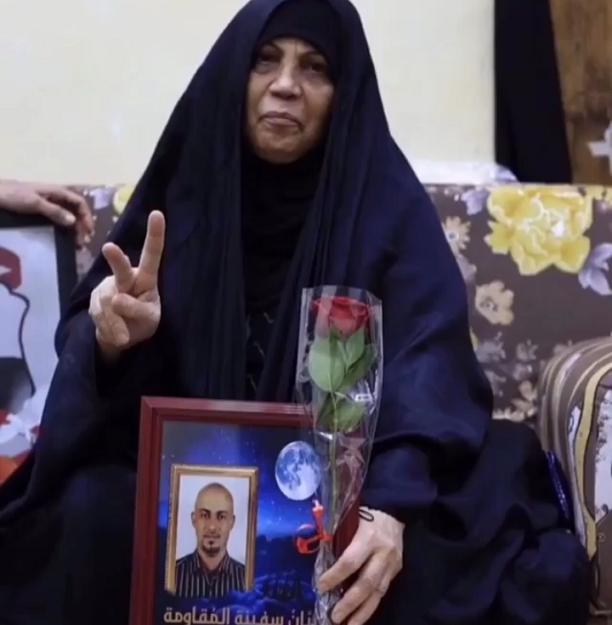 نسويّة ائتلاف 14 فبراير معزّية بوالدة الشهيد «مصطفى يوسف»: ستظلّ أيقونة التضحية الزينبيّة