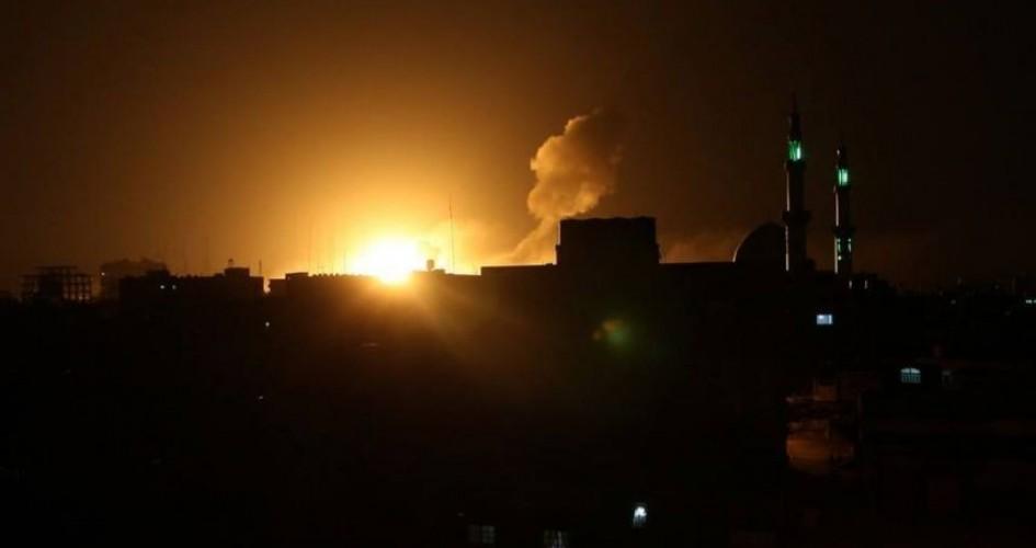 طيار إماراتي شارك في الغارات على غزة كتدريب على طائرة f35