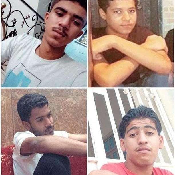 Mercenaries groups kidnap four young men in Buri town