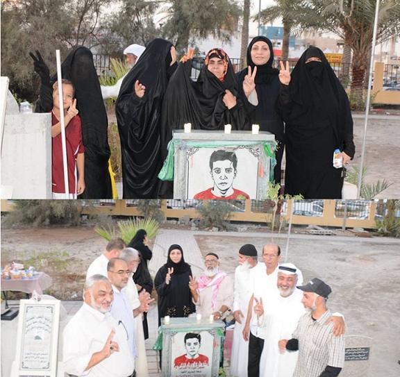 People visit graveyards of homeland's martyrs on anniversary of Eid al-Ghadeer