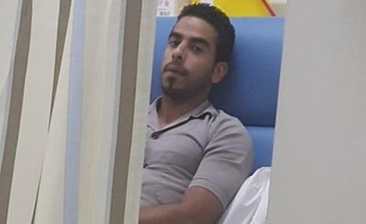 Prisoner of conscience who had cancer «Elias al-Mulla» suffers deterioration in his health