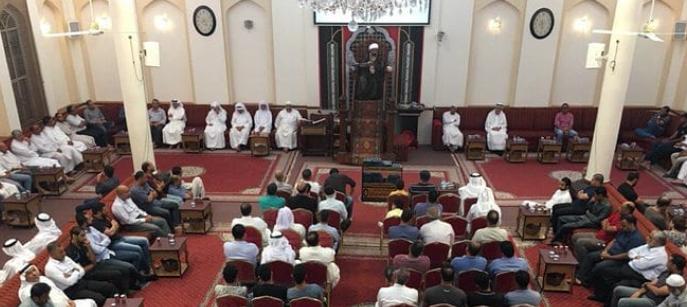 مجلس تأبينيّ في ذكرى الشهيدين «علي الشيخ» و«صادق سبت»