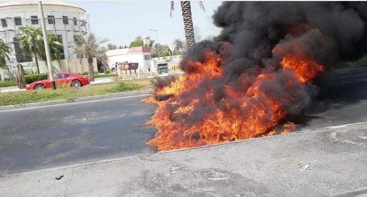 الحراك الثوريّ في البحرين يستمرّ تحت شعار «مثلي لا يبايع مثله»