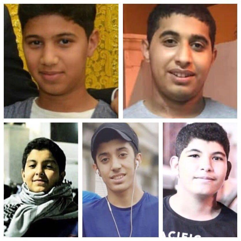 حملة مداهمات واسعة في الدراز تسفر عن اعتقال 5 أطفال