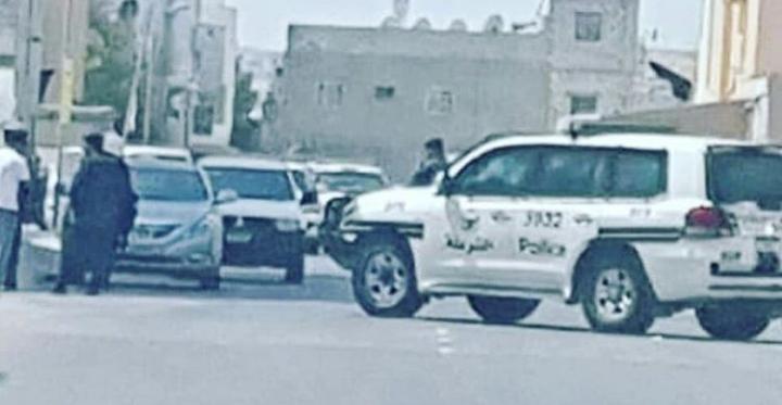Al-Khalifa entity continues its attacks on Ashura manifestations