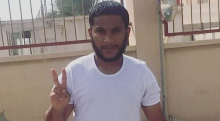 البطل «سيّد قاسم عباس العلوي» يعانق الحريّة