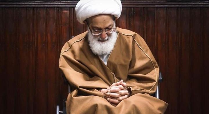 الفقيه القائد آية الله قاسم يواصل حضوره في مجالس العزاء الحسينيّة في لندن