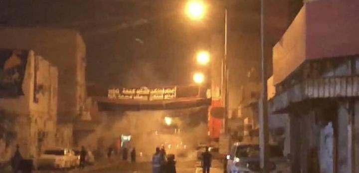 الحراك الحسينيّ يتصاعد ردًّا على الاعتداءات الخليفيّة على المظاهر العاشورائيّة