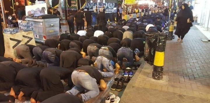 العاصمة المنامة تشهد صلاة مركزيّة حاشدة ليلة العاشر من المحرّم