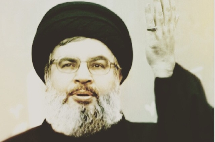 His Eminence Saied Hassan Nasir Allah renews Hezbollah's stance to support Bahraini people