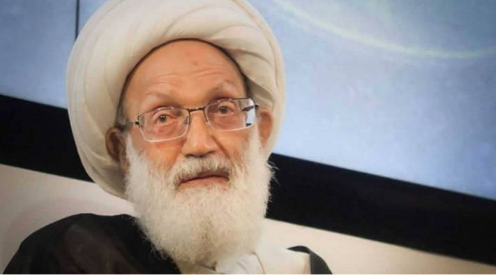 Al-Faqih leader Sheikh Qassim undergoes surgery in his eye