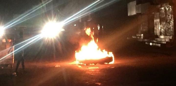 ثوّار البحرين يرفعون نيران الغضب استمرارًا في الحراك الثوريّ