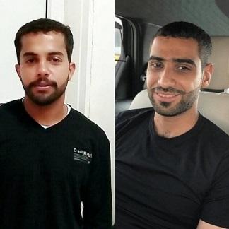 كرباباد تستقبل المعتقلين المحرّرين «قاسم إبراهيم» و« محمد الشجار»
