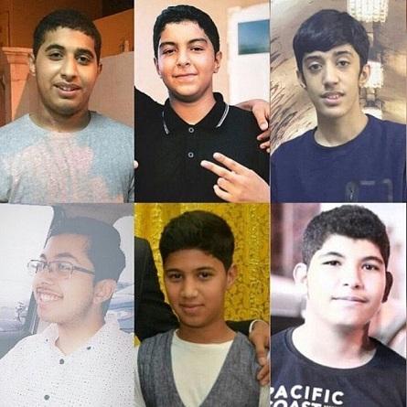 إخفاء 6 أطفال من الدراز قسرًا منذ 10 أيّام وانقطاع أخبارهم