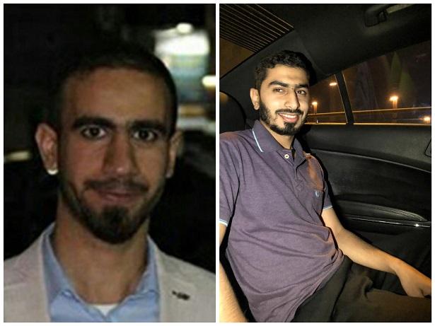 العدوّ الخليفيّ يفرج عن ابني النويدرات «هادي محمد» و«محمود العصفور»
