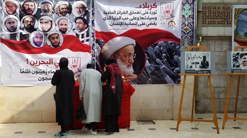 عصام المنامي لـ #اللؤلؤة : معرض «ثورة #البحرين» الجديد يجعل قضية الشعب حاضرة دائمًا ويوثق الجرائم التي ارتكبت ضده