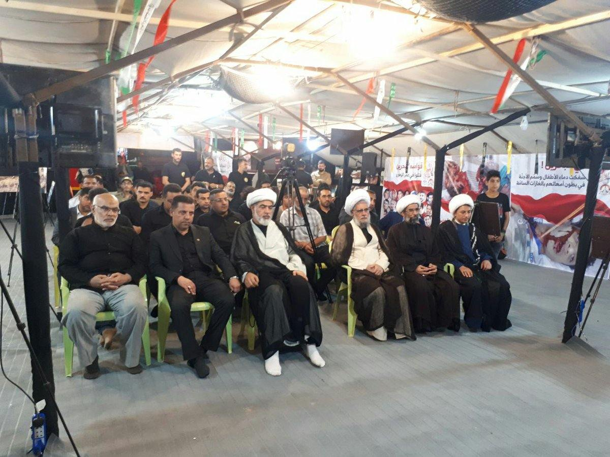 Asa'ab Ahil al-Haq in Iraq Declare Full Support of Constituent Assembly Project in Bahrain