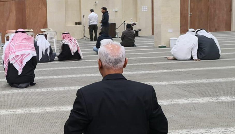 الكيان الخليفيّ يمنع صلاة الجمعة للأسبوع 143 على التوالي