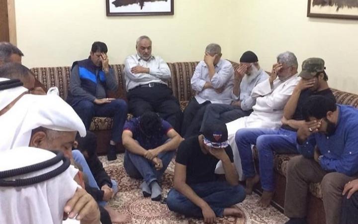 مجلس حسينيّ في منزل شهيدي الفداء «مصطفى ومحمد حمدان»