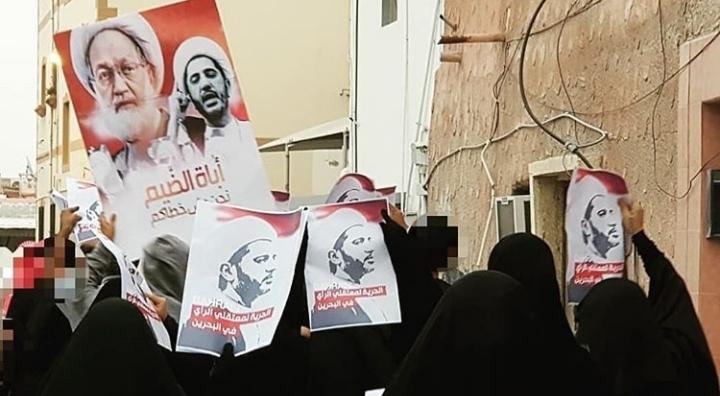 تظاهرات ثوريّة في عدد من البلدات تضامنًا مع المعتقلين السياسيّين
