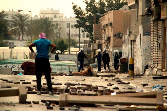 أهالي كرزكان يؤكدون كامل جهوزيّتهم للمشاركة في عصيان 14 فبراير