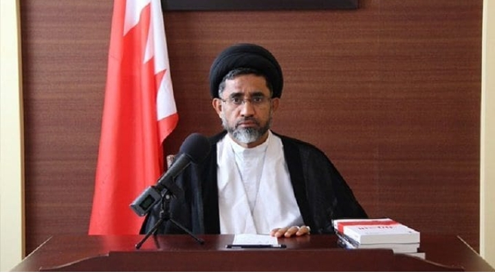 الكيان الخليفيّ يعتقل مجدّدًا رئيس المجلس العلمائي السيد مجيد المشعل