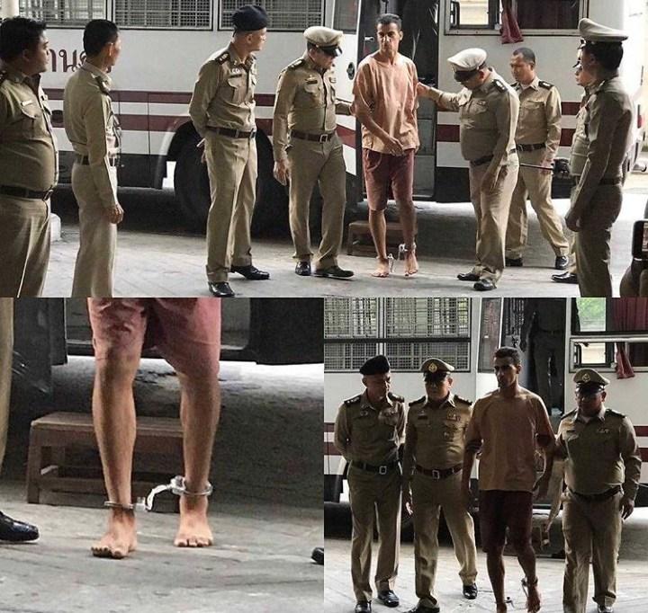 السلطات التايلانديّة تمدّد حبس اللاعب البحراني «حكيم العريبي» حتى أبريل