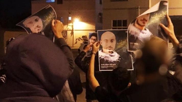 الدراز تشهد التظاهرة المركزيّة «ثابتون» رغم الاستنفار الخليفيّ