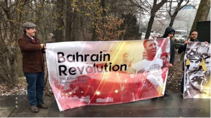 المعارضة البحرانيّة في ألمانيا تعلن عن جدول فعاليّات الذكرى الثامنة للثورة