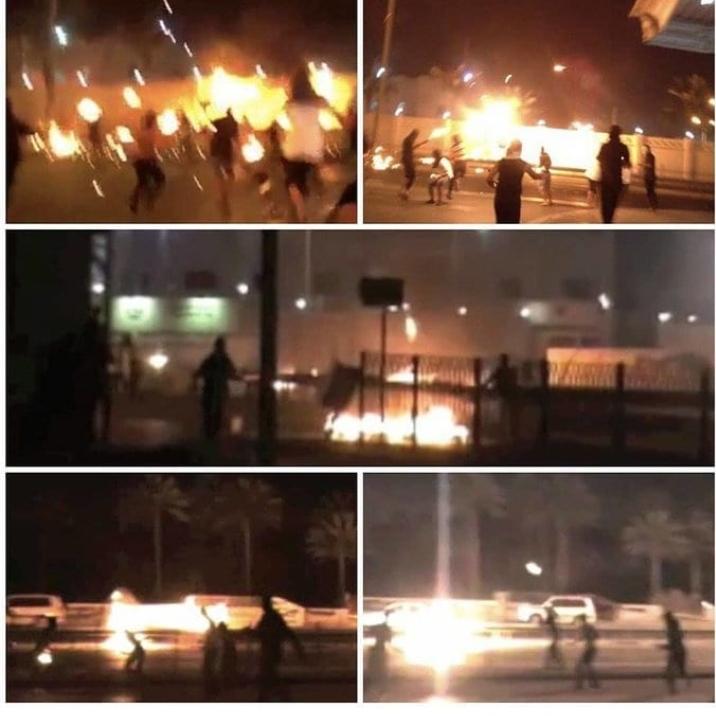 الثوار يسدّدون النيران على المرتزقة الأجانب في بلدة طشان