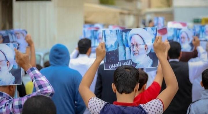 تظاهرات ثوريّة تعمّ مناطق البحرين مع دخول الثورة عامها التاسع