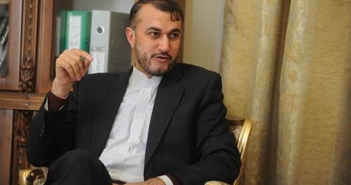عبد اللهيان: عدم المشروعيّة هو الوجه المشترك بين آل خليفة والكيان الصهيونيّ