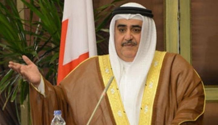 وزير خارجيّة آل خليفة يؤكد لهاثهم وراء التطبيع مع الكيان الصهيونيّ