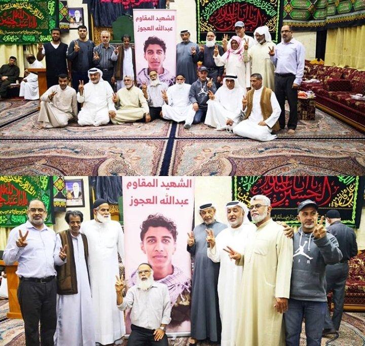 النويدرات تحيي ذكرى الشهيد البطل  «عبد الله العجوز»