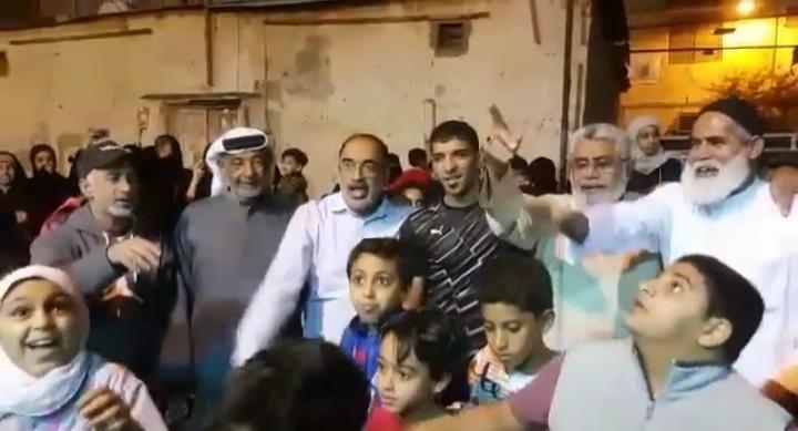 استقبال حاشد للمفرج عنهما «علاء حميد السميع ومحمد ماجد»