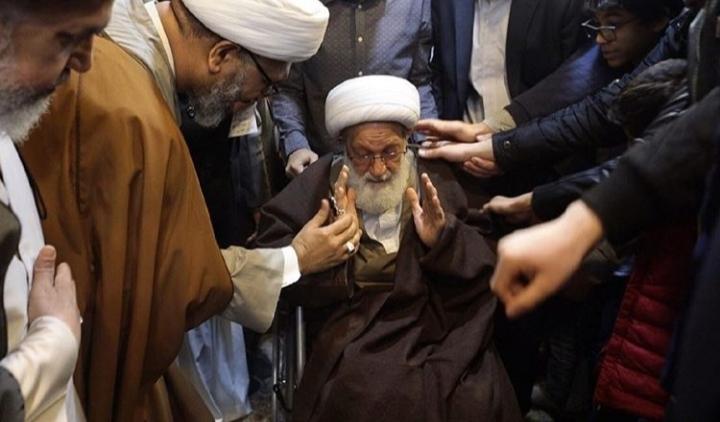 الفقيه القائد يشارك باحتفال مولد السيّد الزهراء «ع» في قم المقدّسة