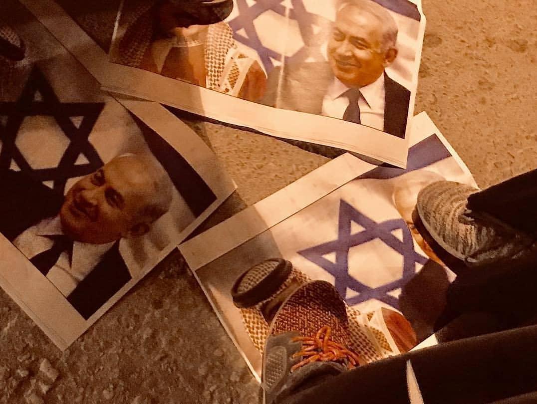 فعاليّات «لا للتطبيع مع الصهاينة» تعمّ عددًا من المناطق البحرانيّة