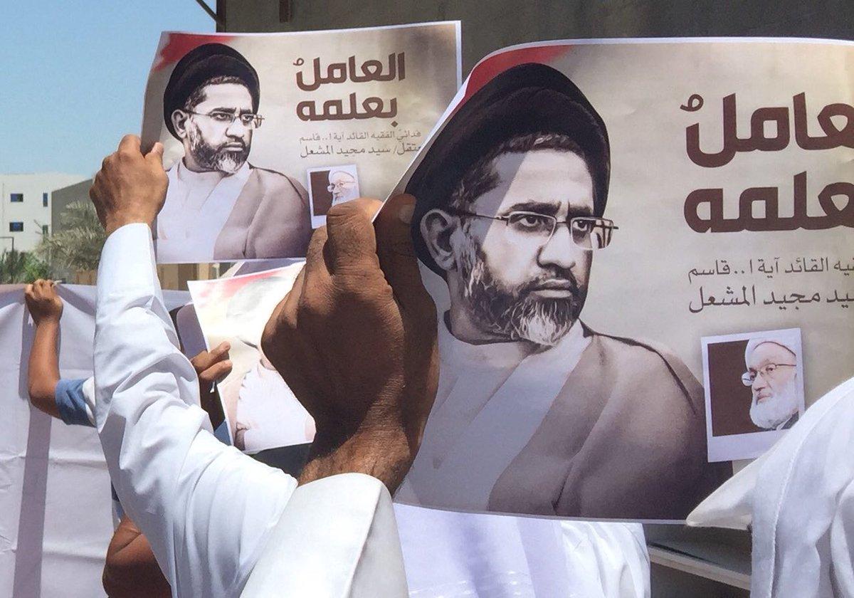 الكيان الخليفيّ يقرر سجن السيّد مجيد المشعل مجدّدًا بعد أيّام من معانقته الحريّة