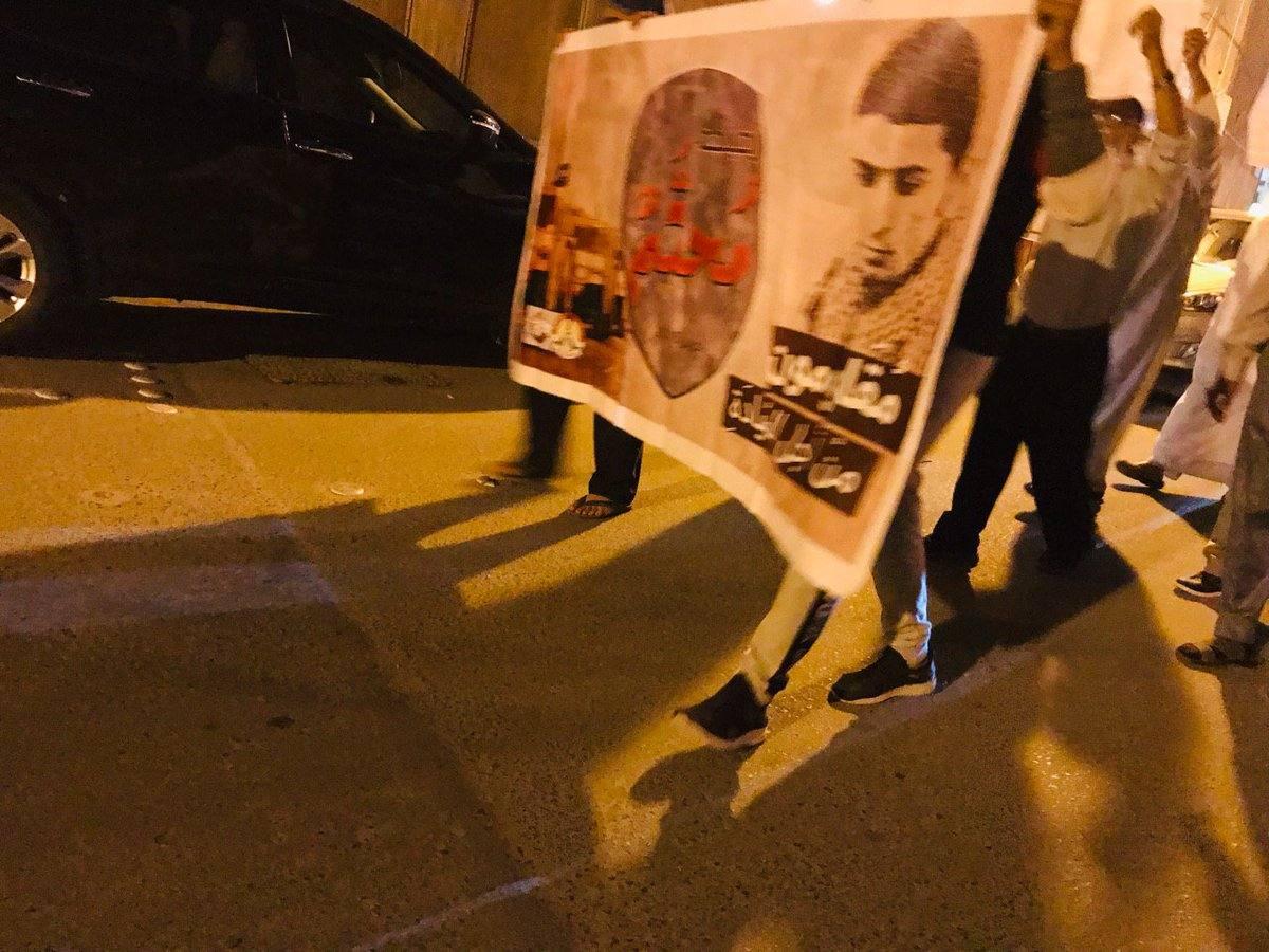 تظاهرات ثوريّة تنطلق في عدد من المناطق مع دخول خطوات المقاومة المدنيّة حيّز التنفيذ