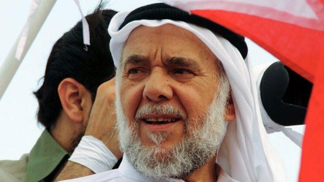 Activist Ali Mushaima: We have suspicions that our father will be assassinated