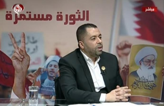 Dr. Ibrahim al-Aradi told Al-Alam TV channel: Hamad is not the owner of his decision, but is a policeman for Mohammed bin Zayed and Mohammed bin Salman