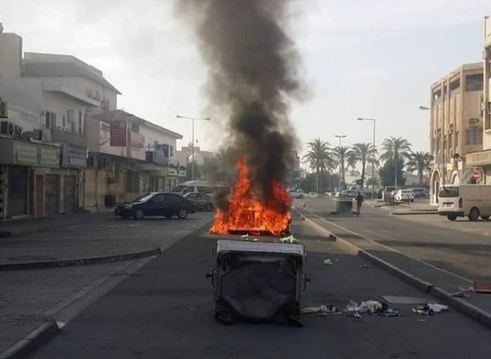 أهالي الديه: نعلن في بلدة الشهيد علي مشيمع مشاركتنا في خطوات المقاومة المدنيّة في الذكرى المشؤومة للاحتلال